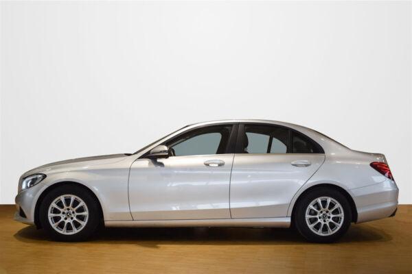 Mercedes C220 d 2,2 aut. - billede 1