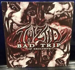 Twiztid - Bad Trip CD GOLD Disc insane clown posse dark lotus single juggalo vip
