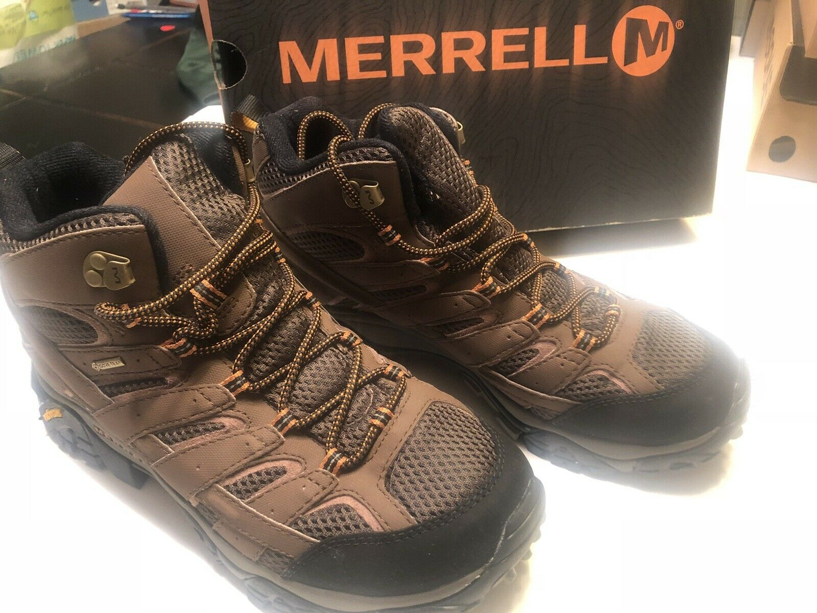 Merrell Moab 2 Mid GTX uomini's 9 Earth