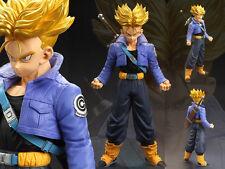 DBZ Dragon Ball Z MSP Master Stars Piece Super Saiyan Trunks Figuren 25cm No Box