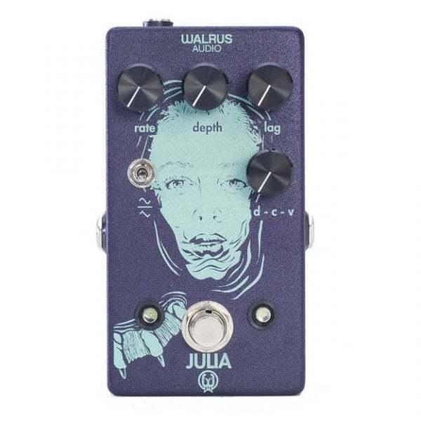 Walrus Audio Julia Analog Chorus/Vibrato Pedal
