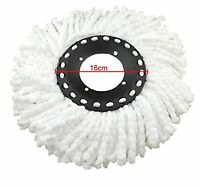 Microfiber Mop Head Refill For Hsn Hurricane Magic Mop 360 Spin Replacements