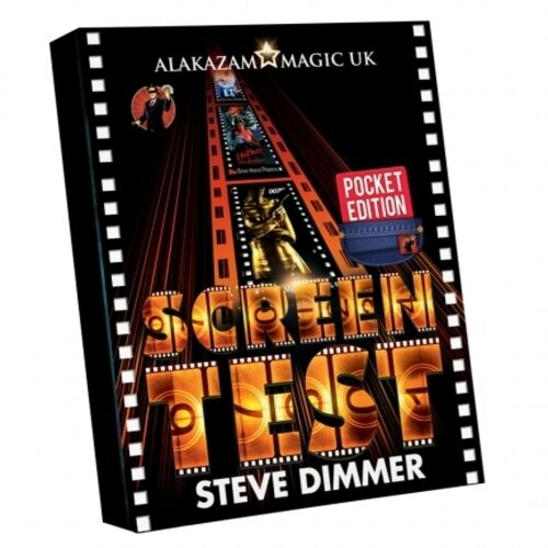 Screen Test Pocket Edition By Steve Dimmer