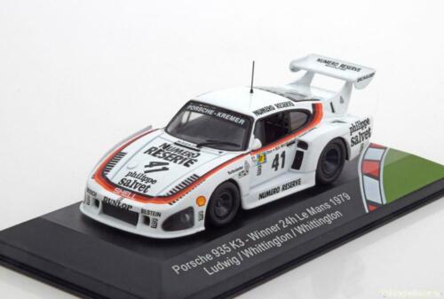 1:43 CMR Porsche 935 K3 Winner 24h Le Mans 1979