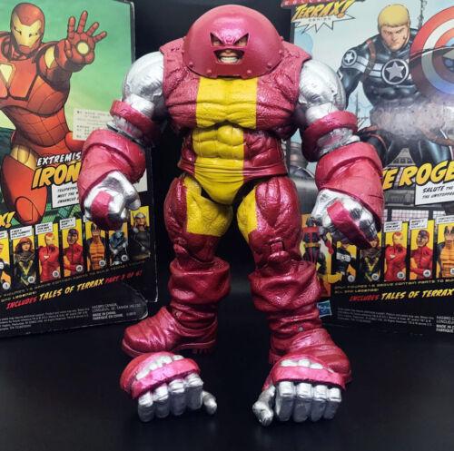 "Marvel Diamond Select DST X-Men Colossus Iron Juggernaut 9/"" Action Figure Custom"