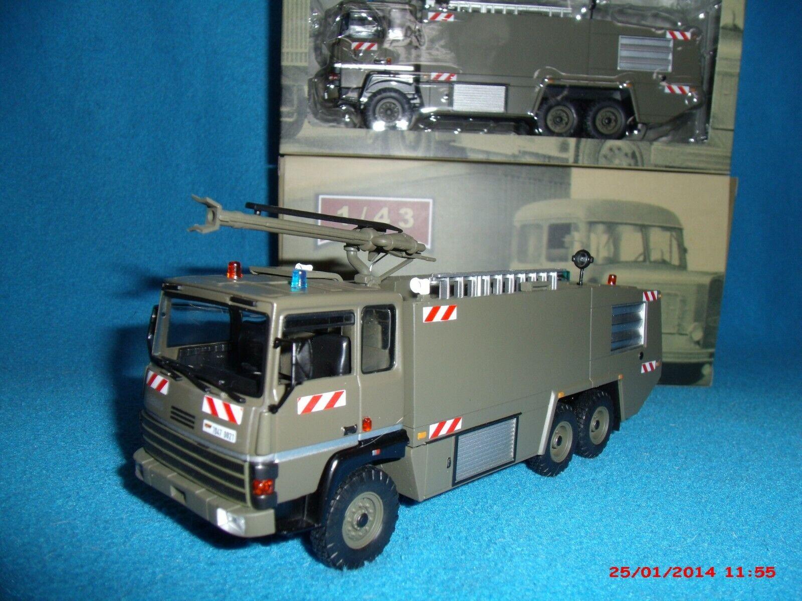 n° 101 THOMAS VMA 72 3 Militaire  CAMIONS D'AUTREFOIS 1/43 Neuf Boite