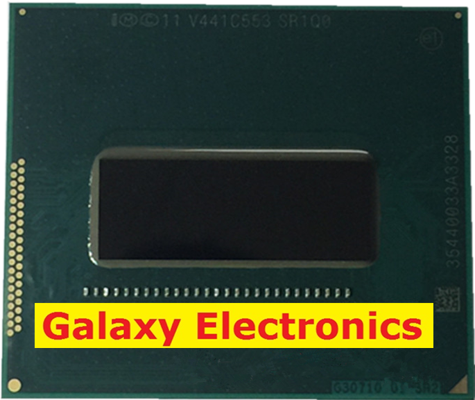 Tested SR1Q0 BGA I5-4210HQ BGA SR1Q0 CPU Chip Chipset c68e16