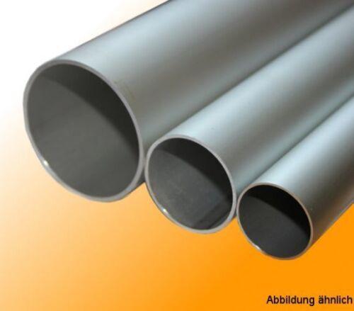 TUBO TONDO ALLUMINIO 28x2 anodizzati DIN 6060 standard Lunghezza 1980mm