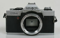 MINOLTA XG-A CAMERA BODY FOR PARTS