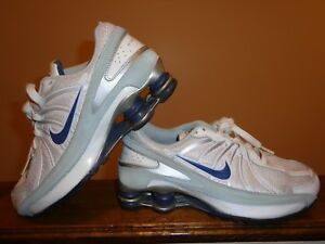 Nike Shox Turbo VII Athletic Youth Girl s Shoes Multi-Color Size 5Y ... c26f22e05