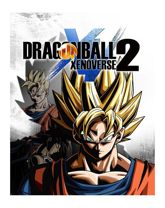 Dragon Ball Xenoverse 2 Game SONY PlayStation 4 2016 PS-4 1