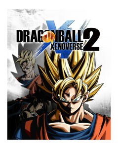 Details about Dragon Ball Xenoverse 2 Game SONY PlayStation 4 2016 PS-4