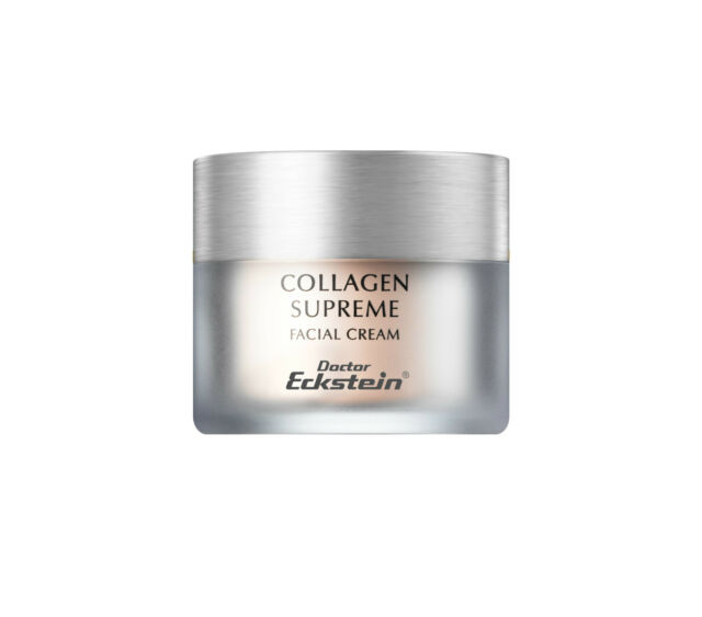supreme collagen Cream 1.66oz Specially formulated Dr.ECKSTEIN Bio Cosmetic