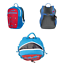 Mammut-First-Zip-Polyester-Blue-Red-backpacks-Polyester-Blue-Red-Monotone thumbnail 1
