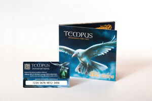 "Tempus ""Bílá Vrána"" Medieval Renaissance Folk Rock Music CD"