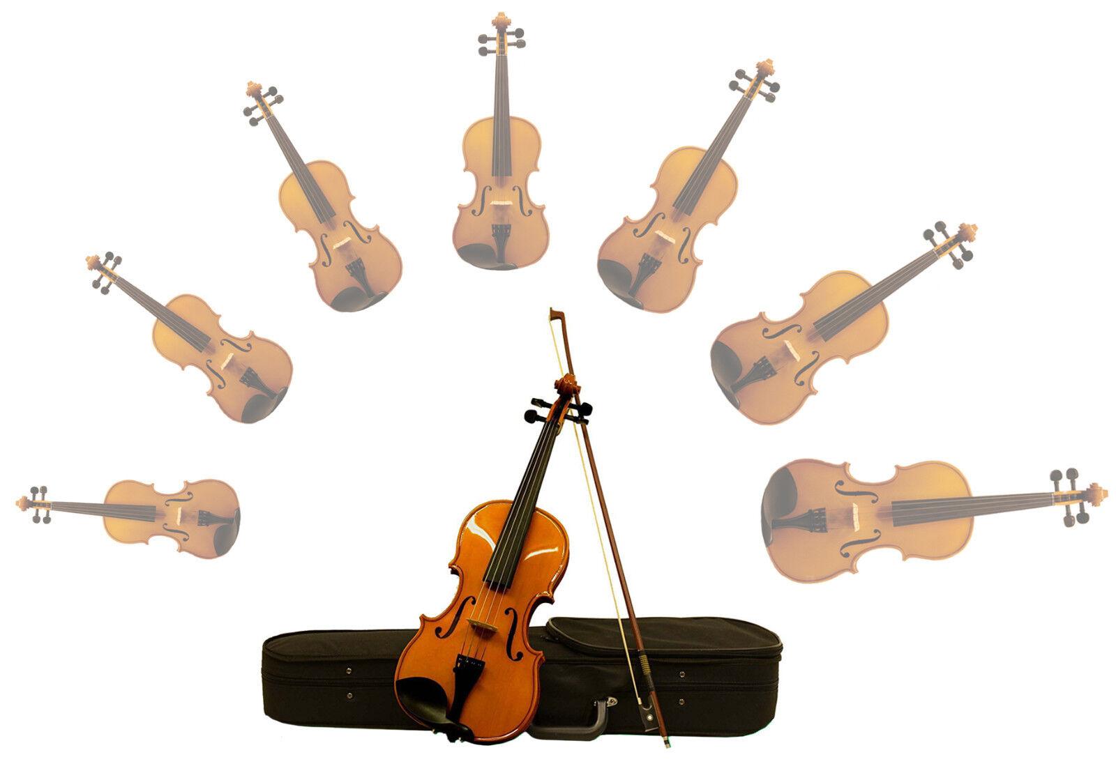 Sinfonie24 3 4 Geigen-  Violinenset für Kinder  Schüler (Basic I)