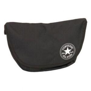 Image Is Loading Converse Sideline Messenger Bag Black