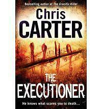 The Executioner, Carter, Chris, Very Good Book