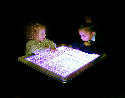 Superb Bubble Table Coffee Table Childrens Sensory Play Table Colour Changing Remote 3800522839532 Ebay Download Free Architecture Designs Scobabritishbridgeorg