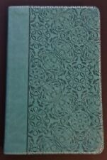 Santa Biblia NVI Vida Publishing Leather Silver Bordered Pages