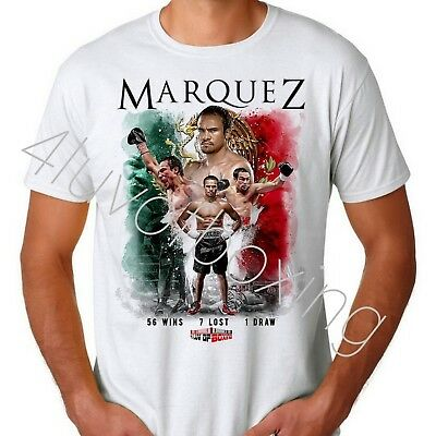 Juan Manuel Marquez Boxing Mexico T Shirt
