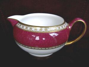 Wedgwood Ulander polvere Ruby Crema Brocca migliore qualità made in England PANNA