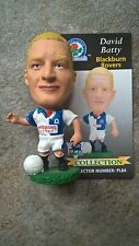 David Batty Blackburn Rovers PL84 Loose Corinthian Prostars Figure & Card