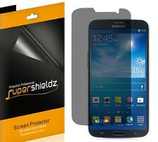 "2X Supershieldz Privacy (Anti Spy) Screen Protector For Samsung Galaxy Mega 6.3"""