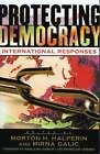 Protecting Democracy: International Responses by Lexington Books (Paperback, 2005)