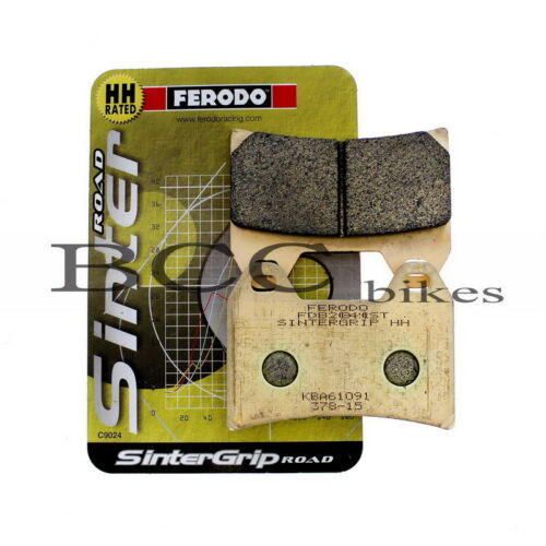 H2 Bj.99-01 Ferodo Bremsbeläge VA 996 478036744 Ducati