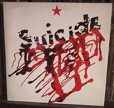 Suicide S/T Lp NM 1986 Uk Issue Demon Records – FIEND 74