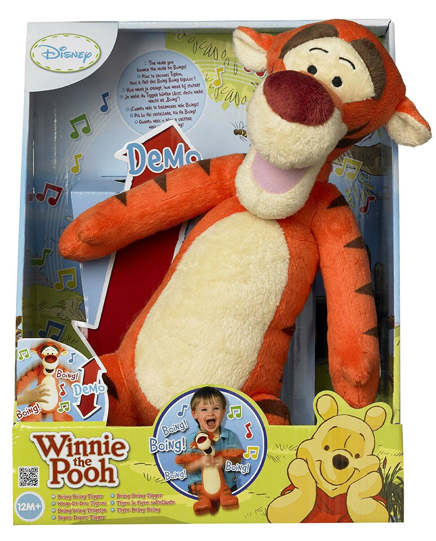 Winnie the Pooh Boing Boing Tigger