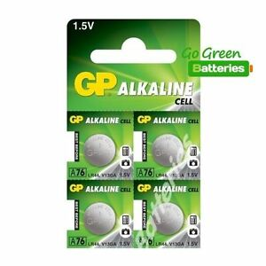 4-x-GP-LR44-1-5V-Batteries-A76-LR-44-AG13-357-L1154