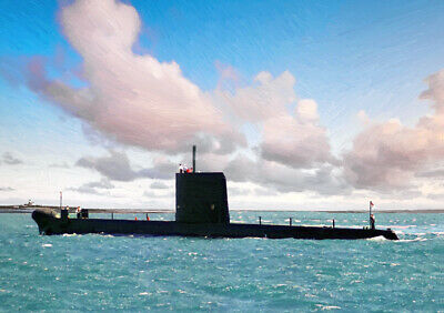 25 LIMITED EDITION ART HMAS GEELONG