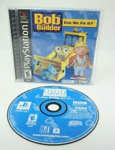 Bob-The-Builder-Can-We-Fix-It-PS1-PS2-Playstation-Complete