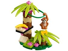 Lego Friends Orangutan's Banana Tree.  41045.