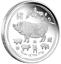 2019-Australia-PROOF-Lunar-Year-of-the-Pig-1oz-Silver-1-Coin-w-COA thumbnail 1