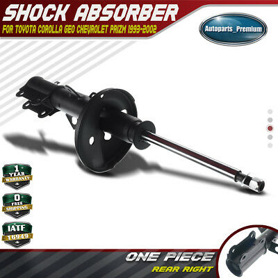 A-Premium 1x Front Right Strut Shock Absorber for 93-02 Toyota Corolla Geo Prizm