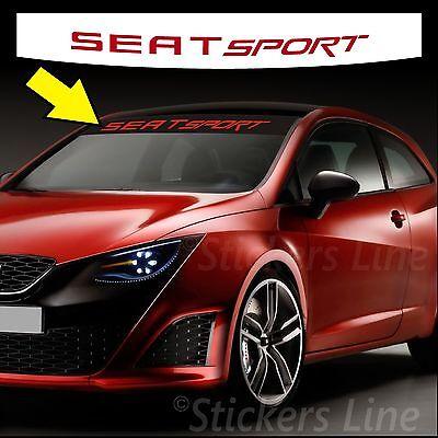 seat sport leon in vendita Abbigliamento e accessori | eBay