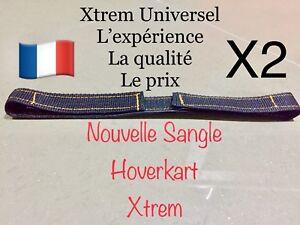 2-Sangles-Hoverkart-XTREM-UNIVERSEL-Fixation-Hover-Go-Kart-Scratch-Attache