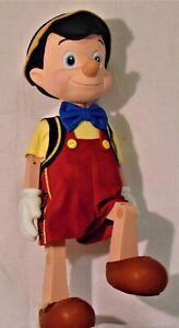 Disney: Paddy Gordon Doll: PINOCCHIO (NLE) (Mint in Box w/COA) (2002)