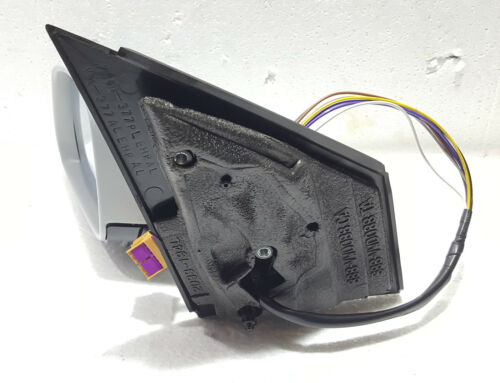 BRAND NEW VW POLO 2005-2009 ELECTRIC WING MIRROR PASSENGER SIDE LEFT IN PRIME