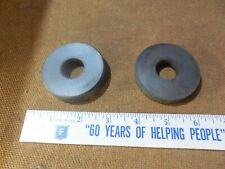 New Listinglot Of 2 Strong Round Ferrite Magnets Microwave