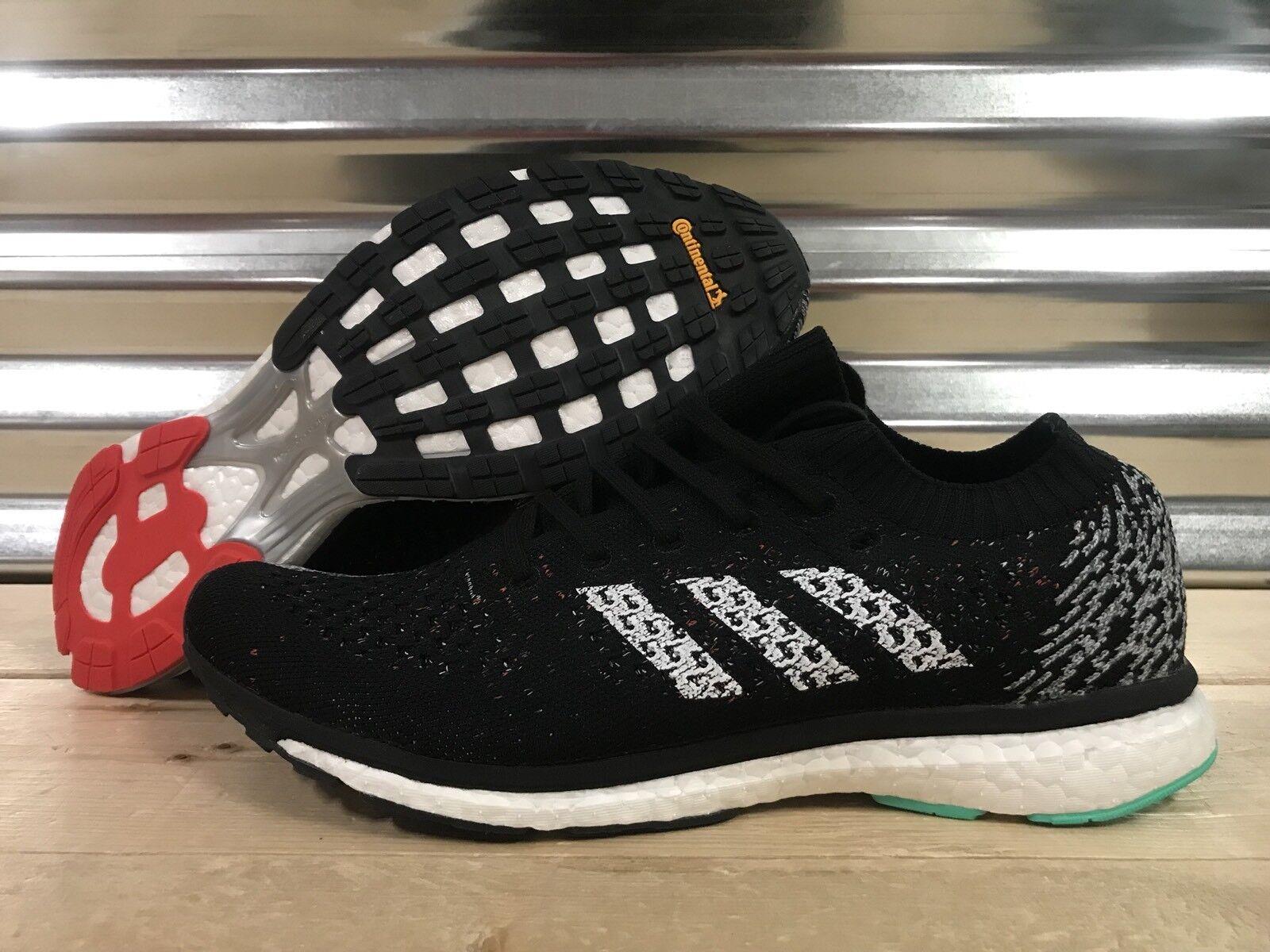Adidas adizero primo ltd corsa aumentare le scarpe da corsa ltd nucleo nuvola nera sz (cp8922) 27bb93