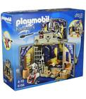Cofre caballeros del tesoro Playmobil