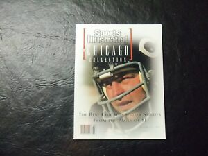 Chicago Bears Dick Butkus Chicago Collection 1998 Sports Illustrated VGC