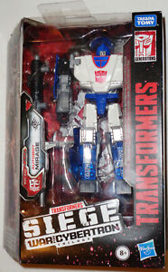 Transformers War For Cybertron Netflix Series Mirage DLX Class New Sealed