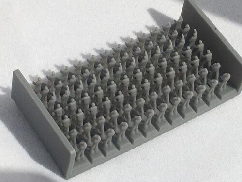 1//350 Blue Ridge Models - 3D Printe USN 20mm Gun Crew x84 Figures FIGURES