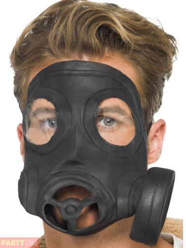 Gli adulti maschera antigas da Uomo Halloween Spaventoso WW1 WW2 Costume Accessorio