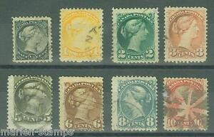 CANADA-SCOTT-34-40-USED-AS-SHOWN